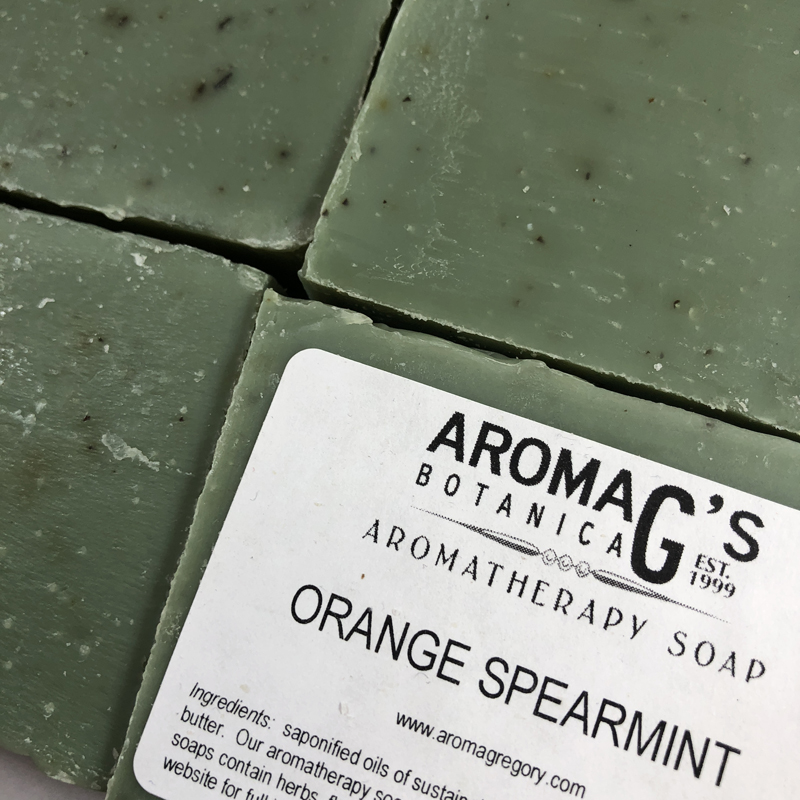 Orange Spearmint